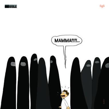 France : Le voile intégral, la burqa, le niqab... sont interdits en public ! - Page 2 Burqa10