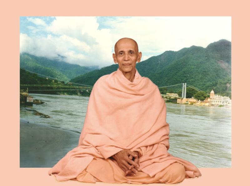 Une vidéo rare de Swami Sivananda Chida_10