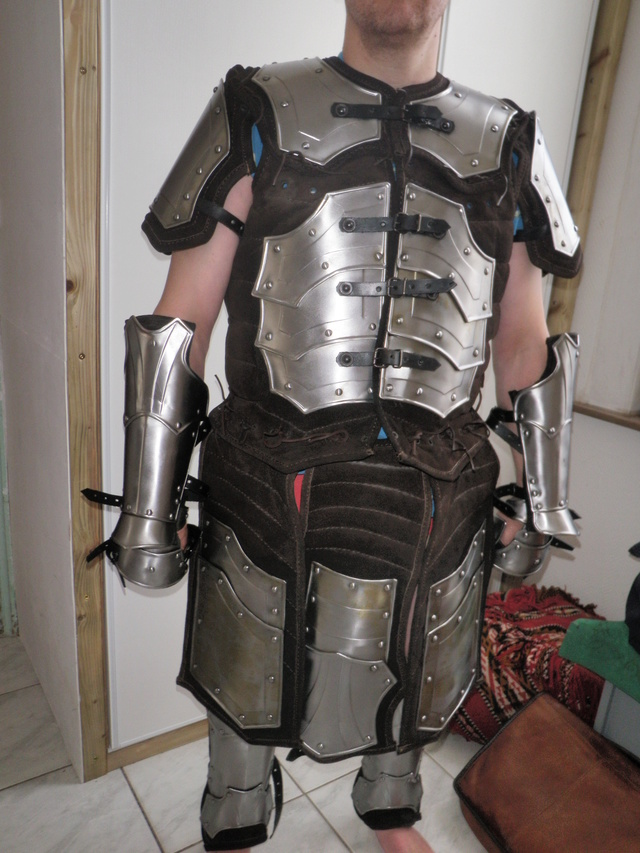 Armure Dosch Armure10