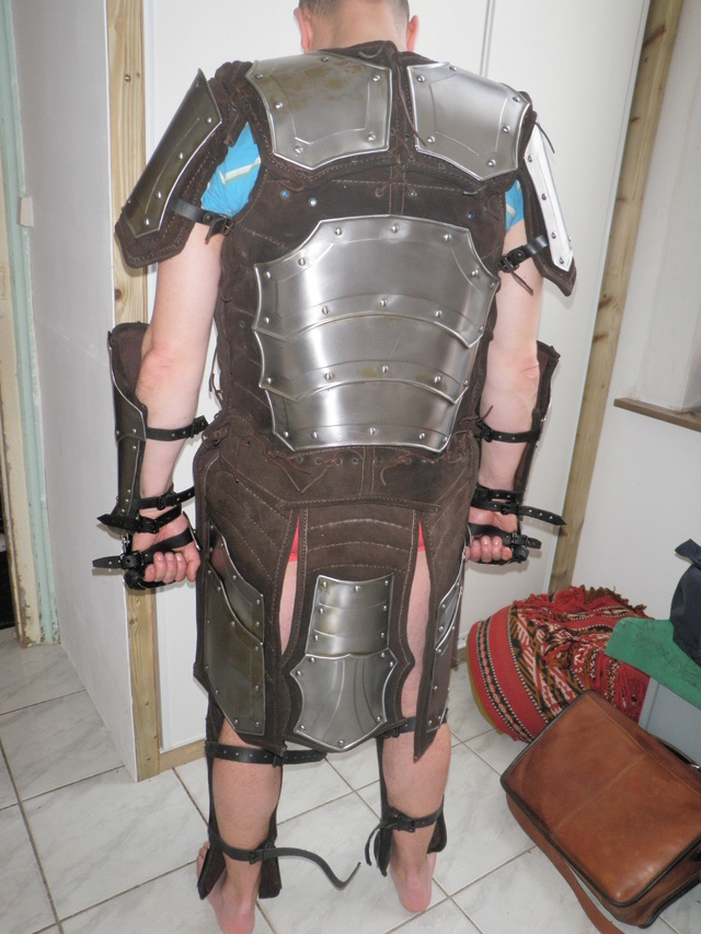 Armure Dosch Armure11