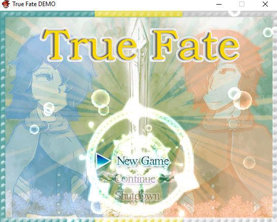 [VXACE] True Fate A510