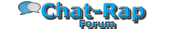 Chat-Rap - Forum, Chat Room,  Music, Games, Videos, and Much Much More