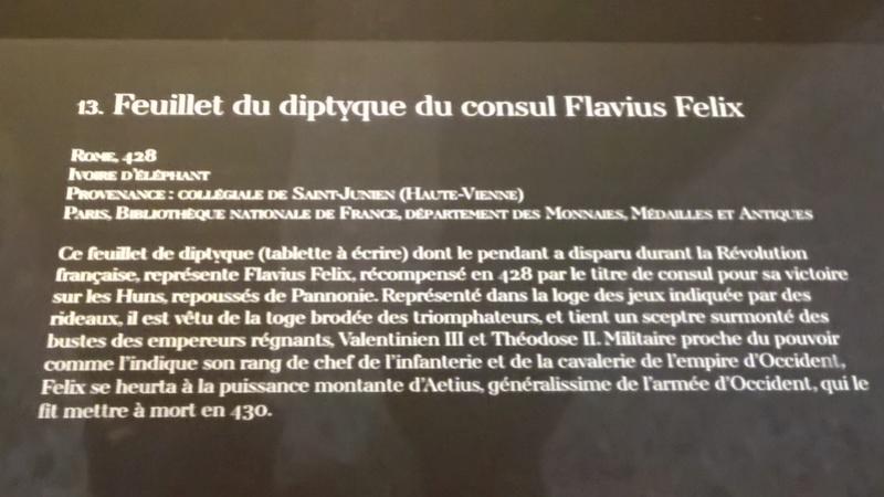 De retour de l'exposition sur les Mérovingiens au musée de Cluny  Wp_20111