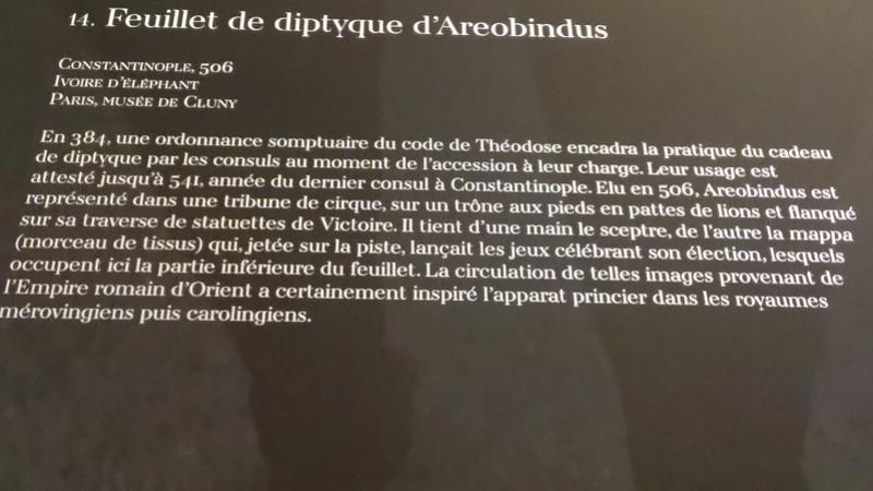 De retour de l'exposition sur les Mérovingiens au musée de Cluny  Wp_20115
