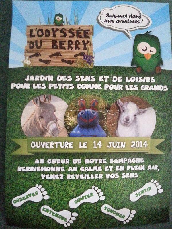 g25. VORNAY (18) CHER - L'ODYSSEE DU BERRY - Jardin des sens et des loisirs,labyrinte, jeux Vornay12