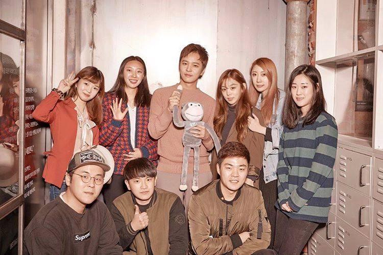 Imágenes de Kim Jeong Hoon compartida en las redes sociales de otras personas - Página 2 17904110