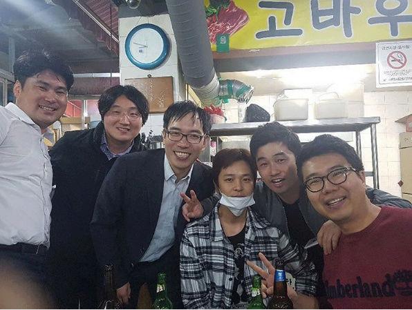 Imágenes de Kim Jeong Hoon compartida en las redes sociales de otras personas - Página 2 17991910