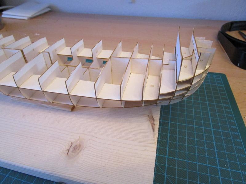 HMS Mercury von Shipyard  gebaut von Lothar 01310