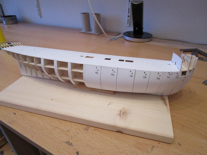 HMS Mercury von Shipyard  gebaut von Lothar 01812