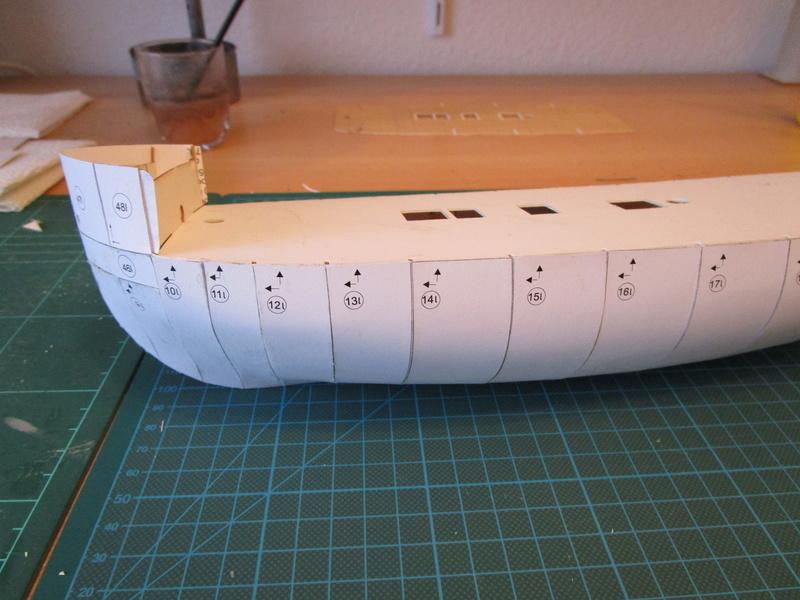 HMS Mercury von Shipyard  gebaut von Lothar 02112