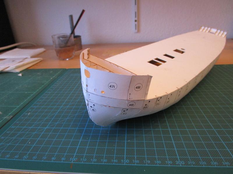 HMS Mercury von Shipyard  gebaut von Lothar 02312