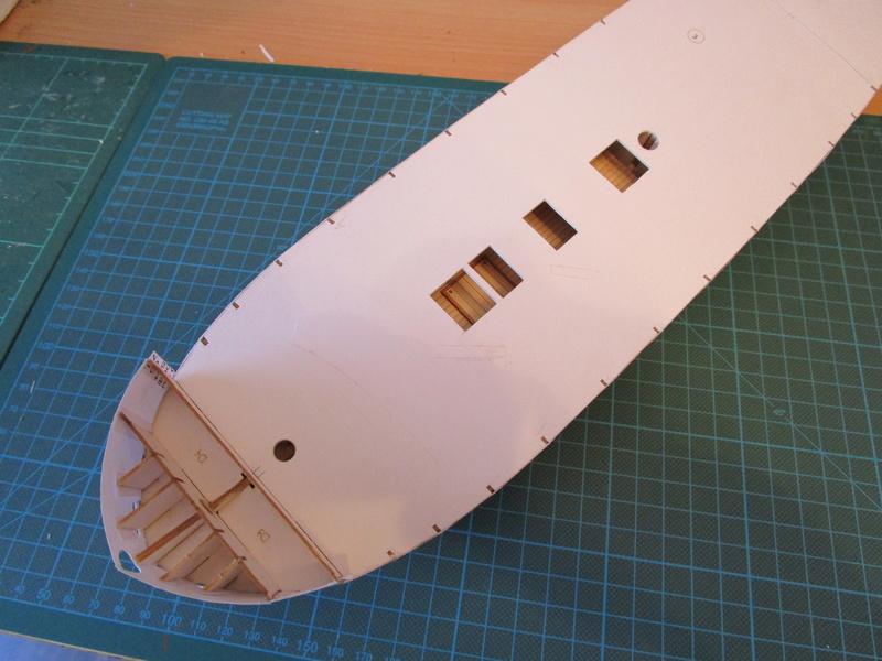 HMS Mercury von Shipyard  gebaut von Lothar 02410