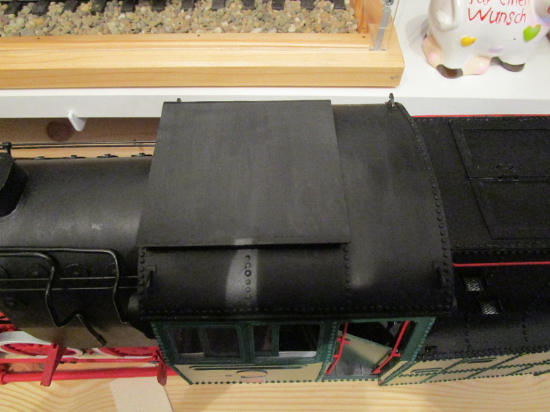 Fertig - Lokomotive HCP 1-6-2 Bulgar Modelik 1:25 von Lothar - Seite 5 30610