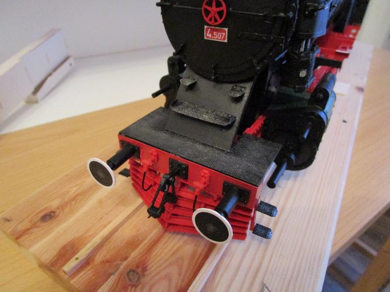 Fertig - Lokomotive HCP 1-6-2 Bulgar Modelik 1:25 von Lothar - Seite 5 31210