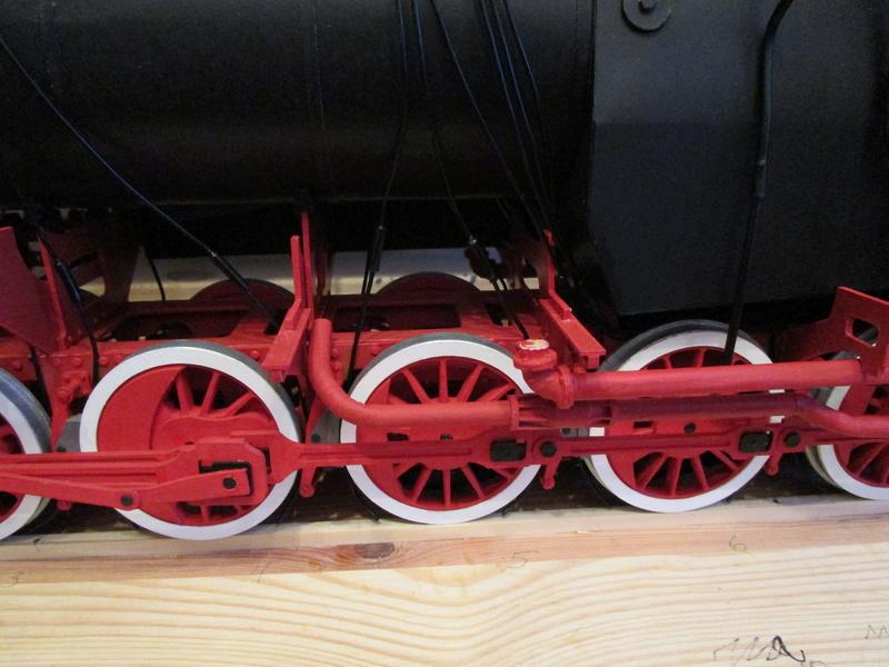 Fertig - Lokomotive HCP 1-6-2 Bulgar Modelik 1:25 von Lothar - Seite 6 34311