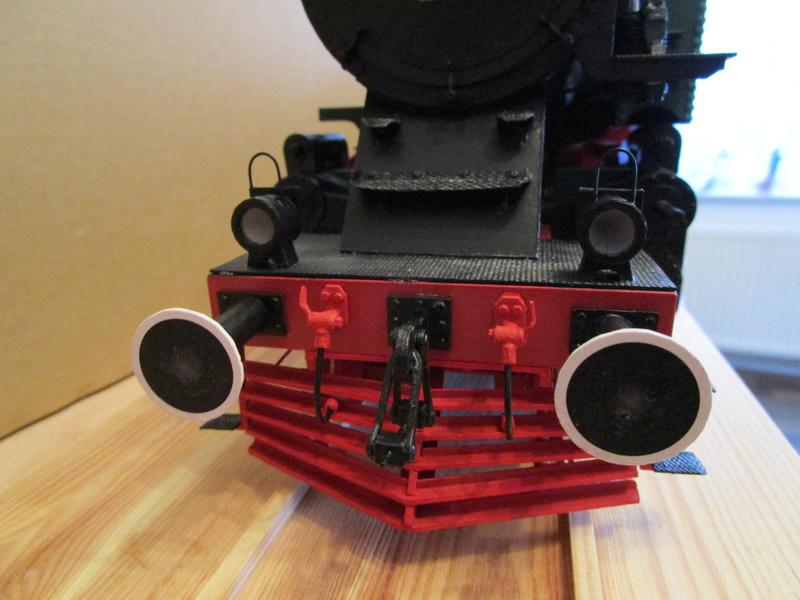 Fertig - Lokomotive HCP 1-6-2 Bulgar Modelik 1:25 von Lothar - Seite 5 36310