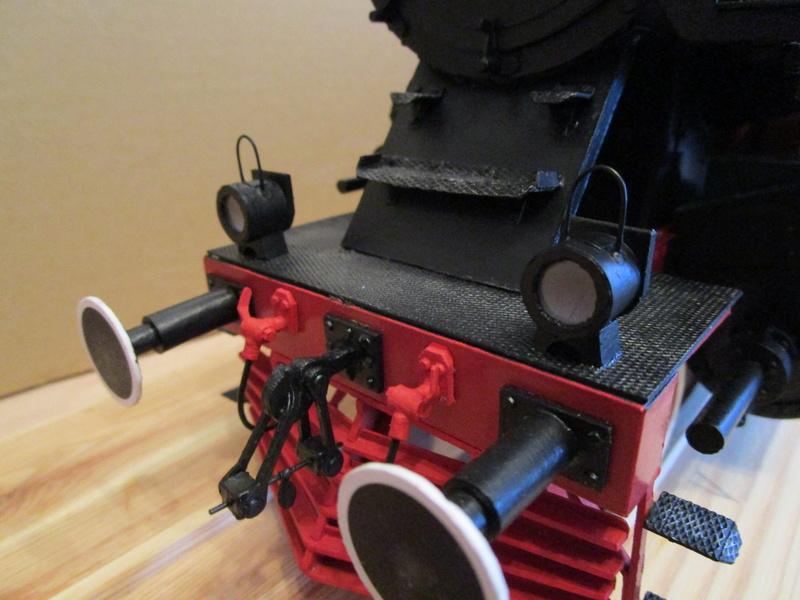 Fertig - Lokomotive HCP 1-6-2 Bulgar Modelik 1:25 von Lothar - Seite 5 36410
