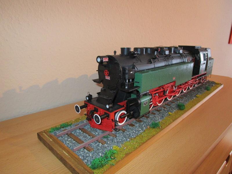 Fertig - Lokomotive HCP 1-6-2 Bulgar Modelik 1:25 von Lothar - Seite 6 38810
