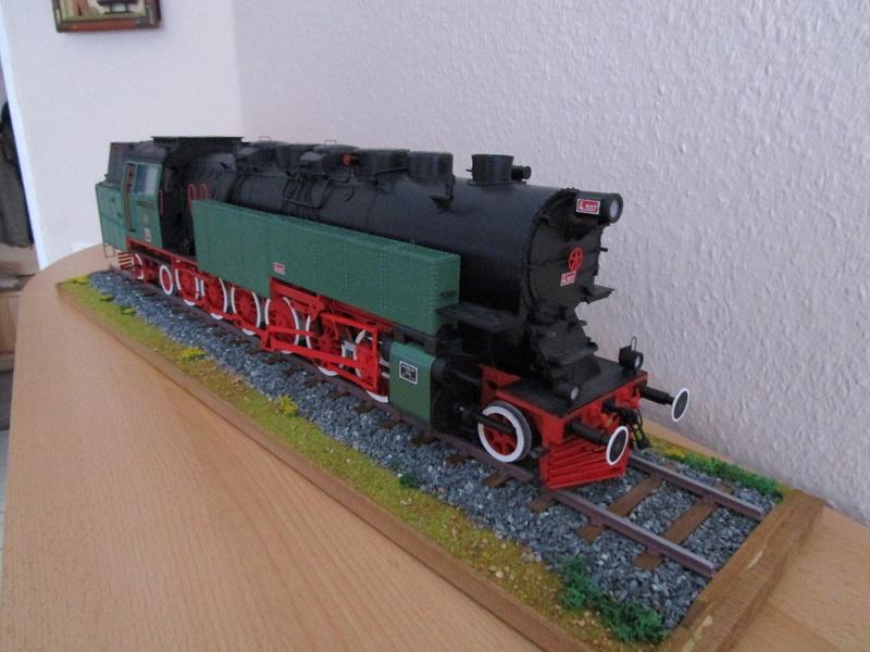 Fertig - Lokomotive HCP 1-6-2 Bulgar Modelik 1:25 von Lothar - Seite 6 39810