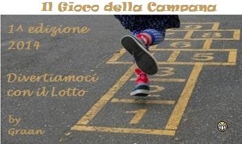 """Regolamento di """"Il gioco della campana!!"""" Campan10"""