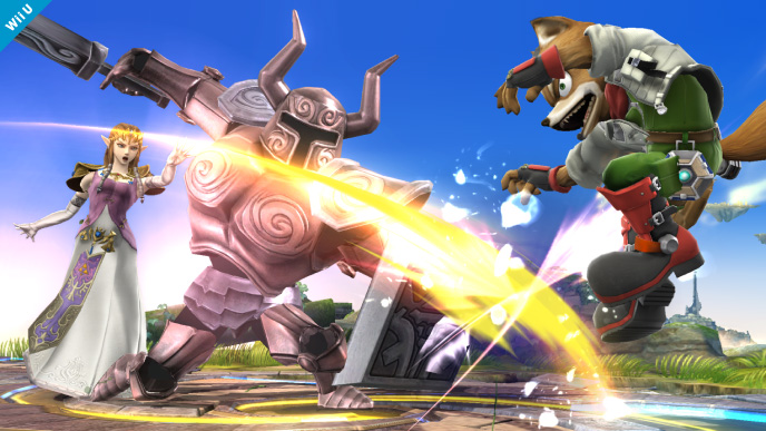 Super Smash Bros Wii U/3DS - Page 5 Screen33