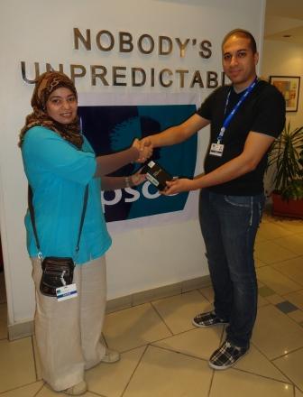 فرصة لربح جوال ايفون 5 او 30000 الف جنية مصري + صور الفائزين Octobe10