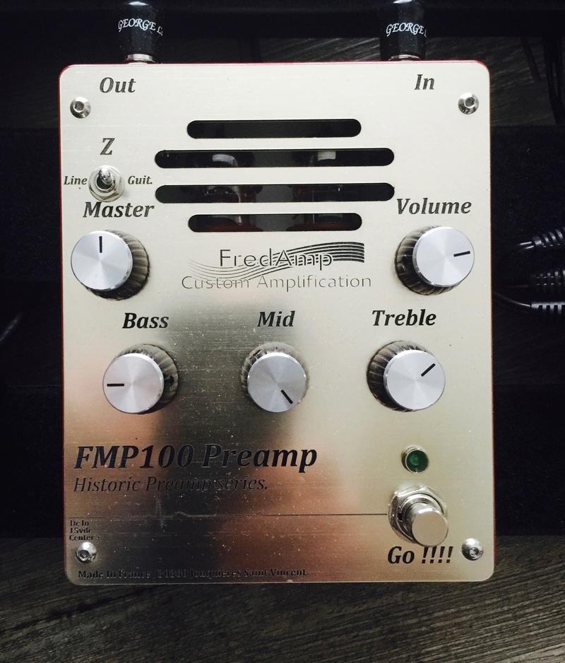 Fredamp FMP100 Fmp10010