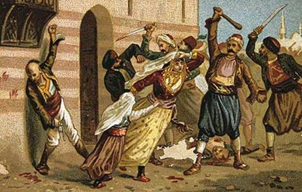 St Vincent de Paul et l'Algérie Barbar10