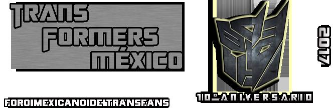 TRANSFORMERS MEXICO