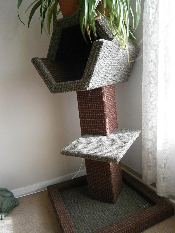 Arbre à chat--VENDU-- P1210010