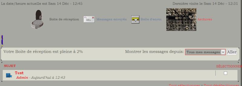 B. Comment utiliser la messagerie  611