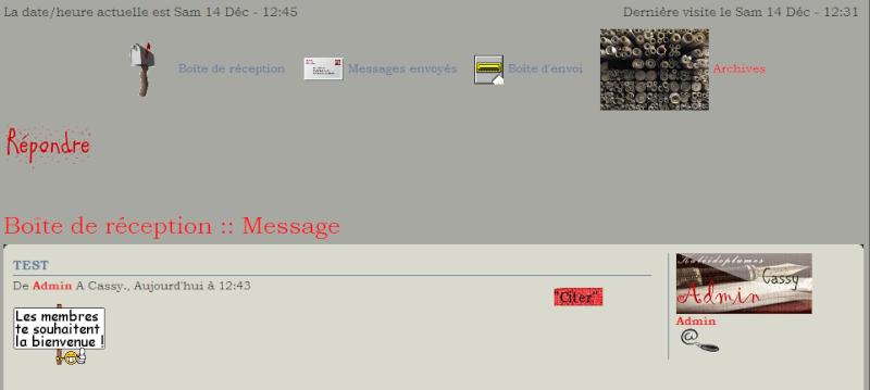 B. Comment utiliser la messagerie  711