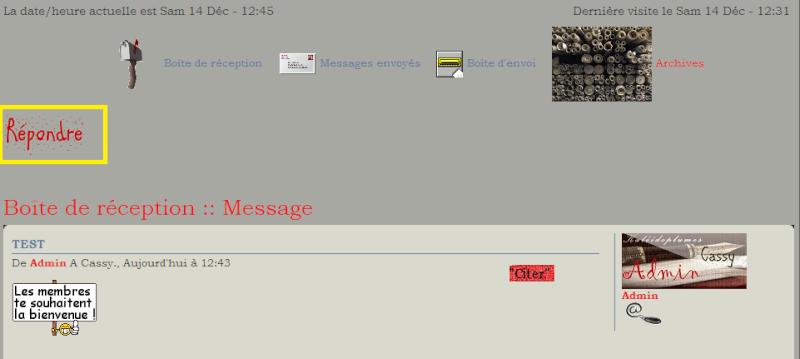 B. Comment utiliser la messagerie  810