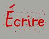 A. Comment utiliser les consignes  Ecrire10