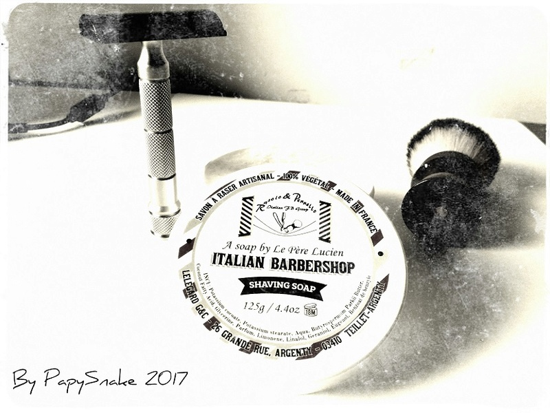 ITALIAN BARBERSHOP By LPL !! 09_mar11