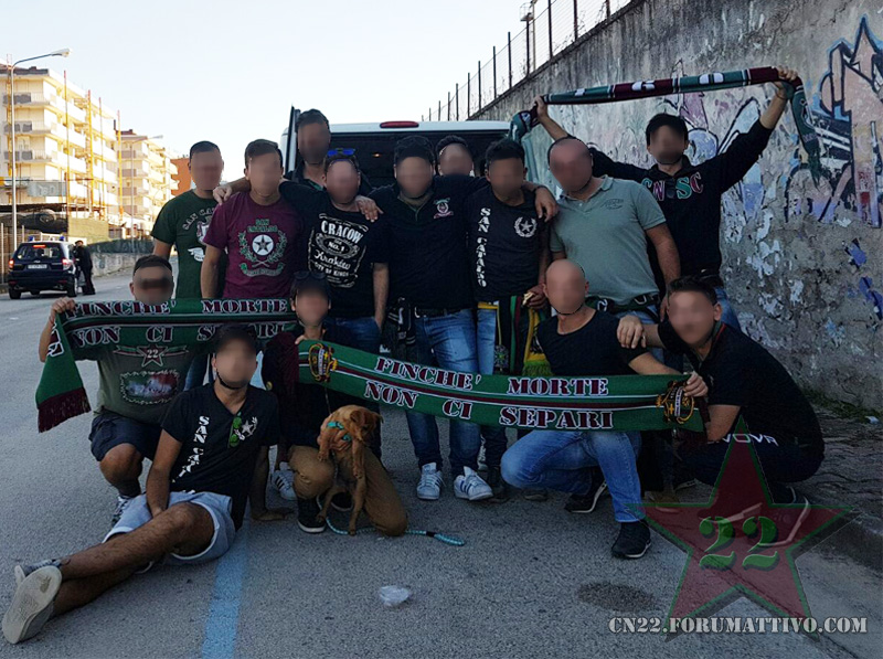 Stagione Ultras 2016-2017 A16