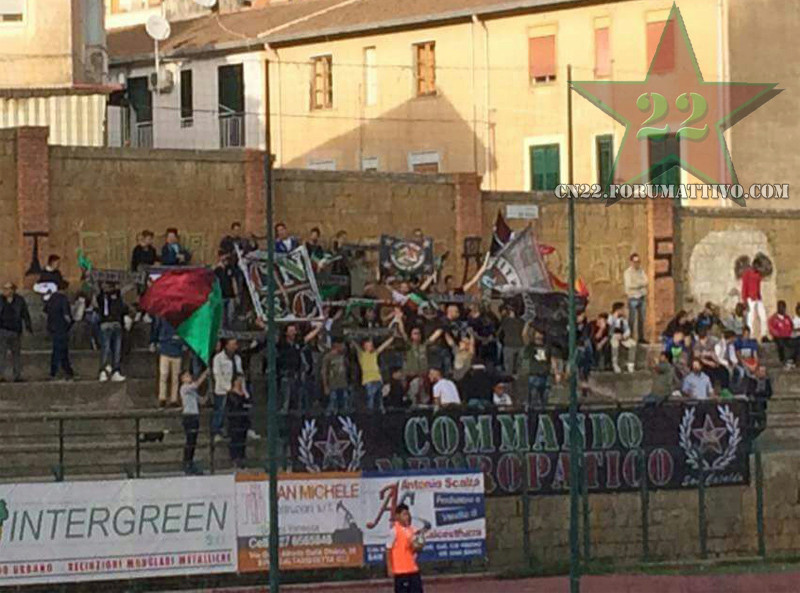 Stagione Ultras 2016-2017 A17