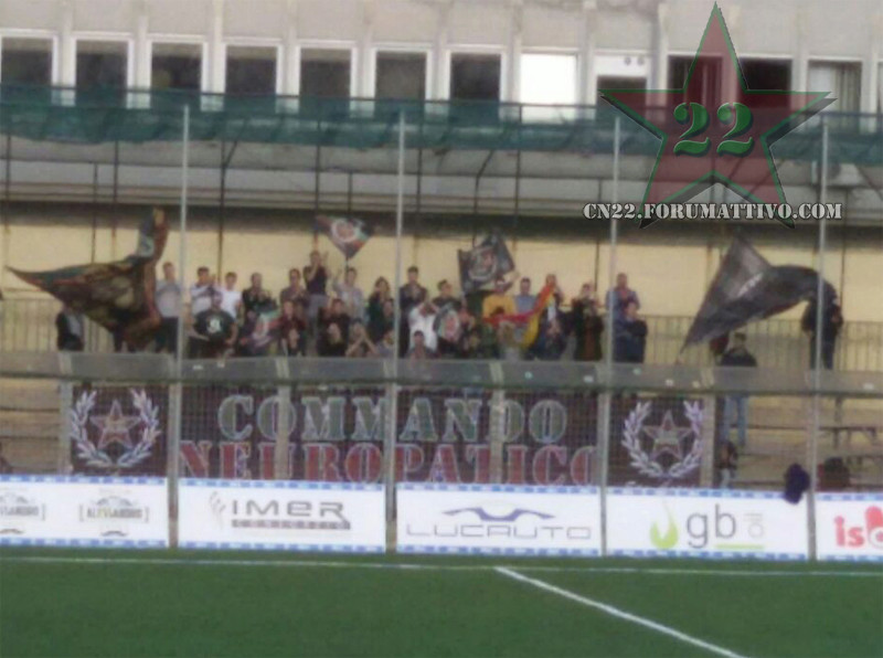 Stagione Ultras 2016-2017 A25