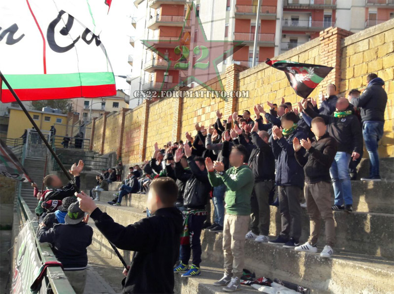 Stagione Ultras 2016-2017 A27
