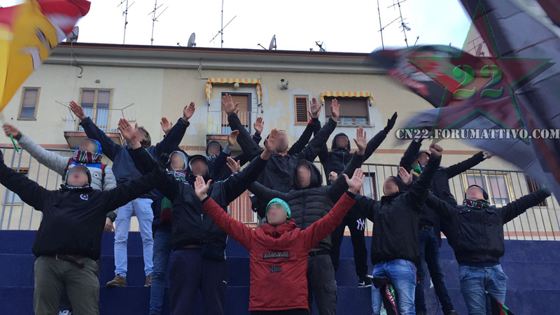 Stagione Ultras 2016-2017 A28