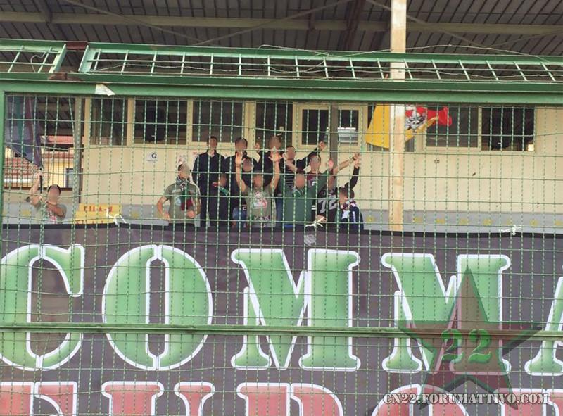 Stagione Ultras 2016-2017 B19