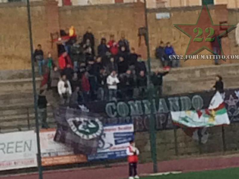 Stagione Ultras 2016-2017 B23