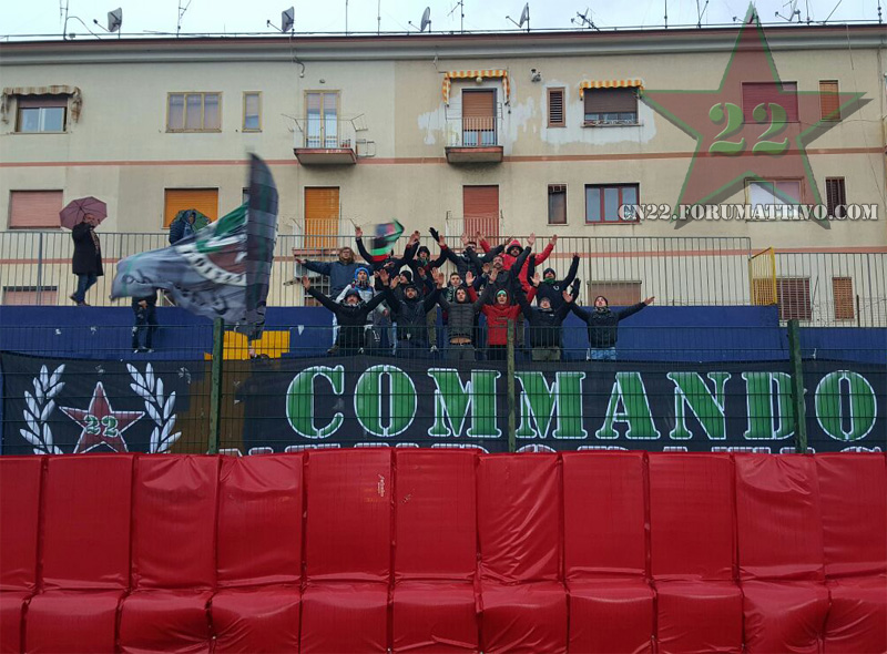 Stagione Ultras 2016-2017 B24