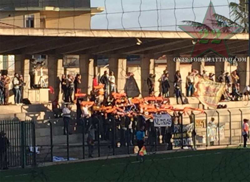 Stagione Ultras 2016-2017 D14