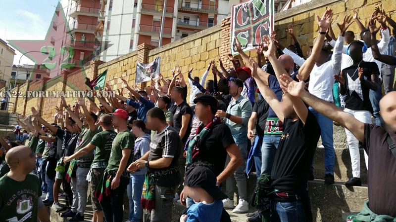 Stagione Ultras 2016-2017 F10