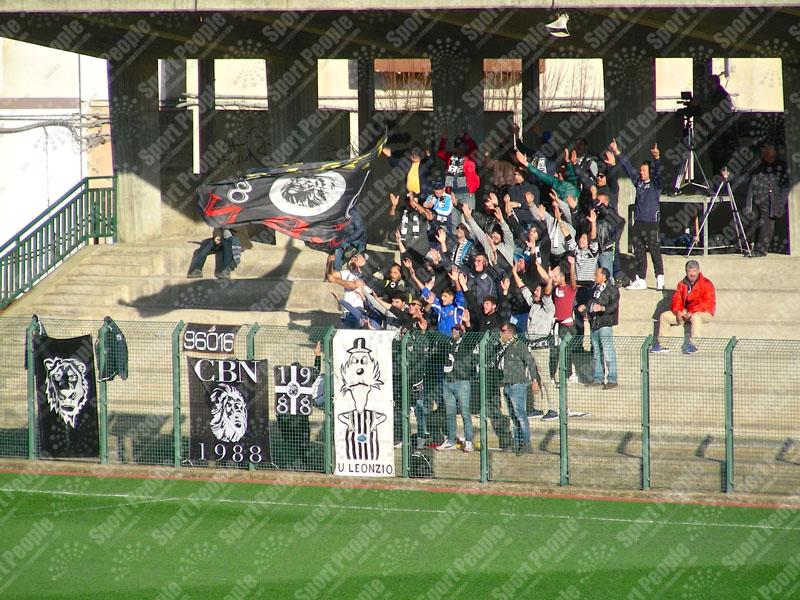 Stagione Ultras 2016-2017 Sancat13