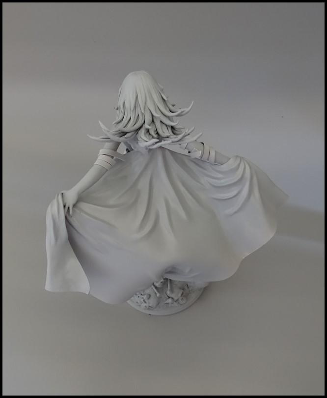 Eto (tokyo ghoul) statue 1/7 Wip_3310