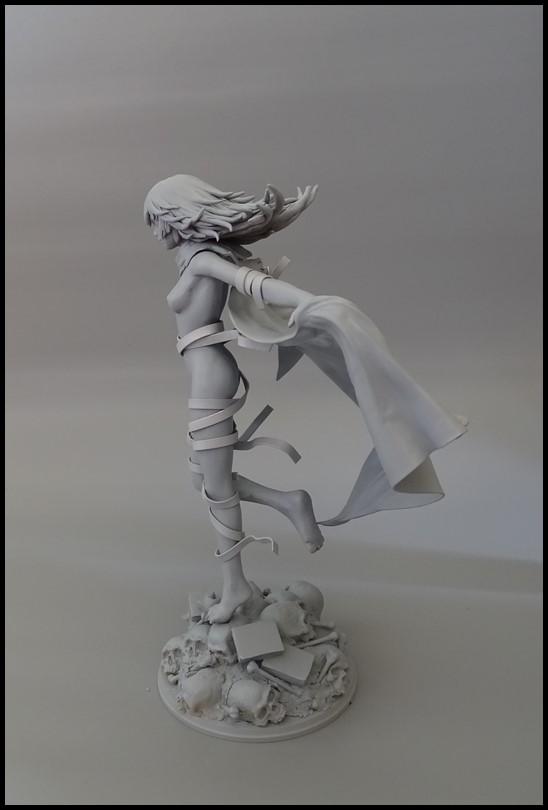 Eto (tokyo ghoul) statue 1/7 Wip_3510