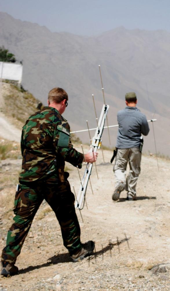 Afghan Commando AIDO Handouts 111110