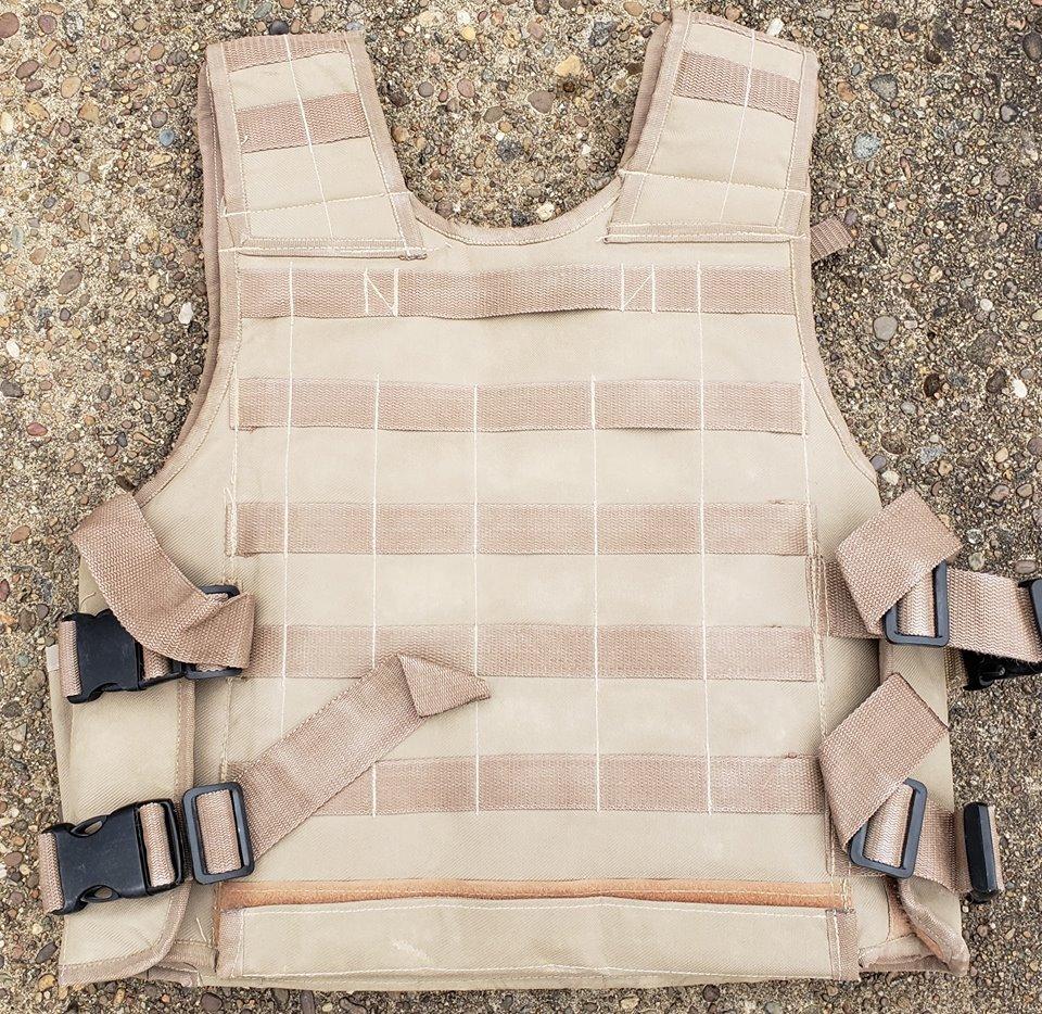 Afghan Body Armor 50221010
